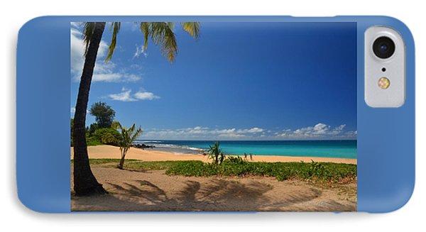 Heavenly Haena Beach IPhone Case by Marie Hicks