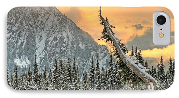 IPhone Case featuring the photograph Heavenly by Jeff Cook