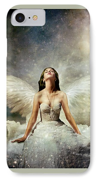 Heavenly IPhone Case by Linda Lees