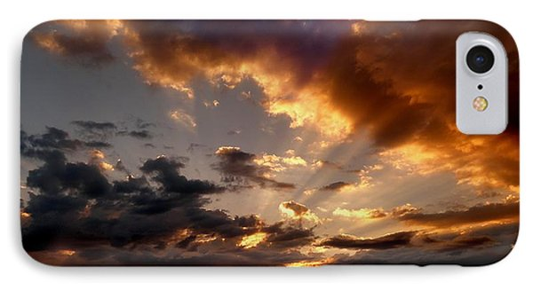 Heavenly Rapture IPhone Case