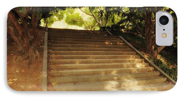 Heavenly Stairway Phone Case by Madeline Ellis