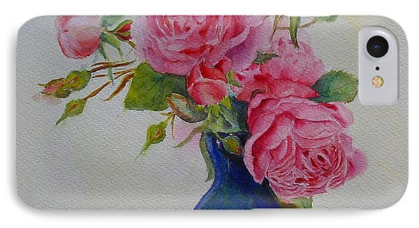 IPhone Case featuring the painting Heavenly Summer by Beatrice Cloake