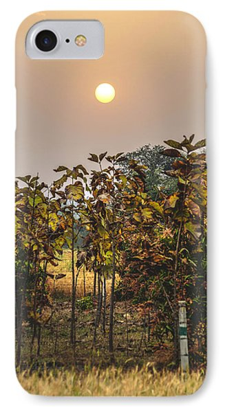 Heavenly Sunset Phone Case by Utkarsh Solanki