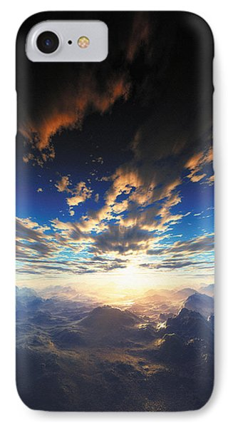 Heaven's Breath 31 IPhone Case by The Art of Marsha Charlebois