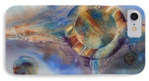 Heavens Gate IPhone Case by Tara Moorman