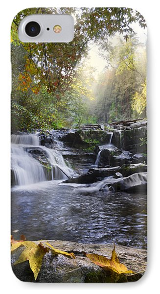Heaven's Light Phone Case by Debra and Dave Vanderlaan