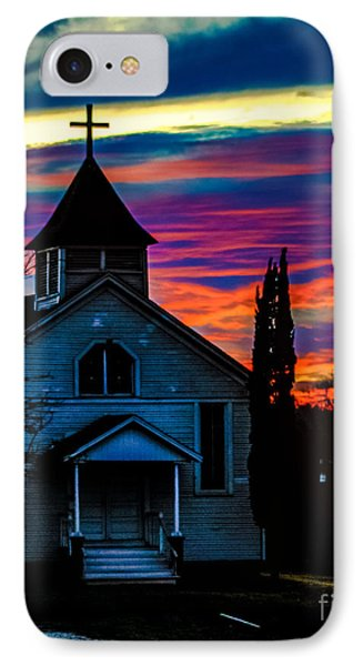 Heaven's Light IPhone Case by Toma Caul