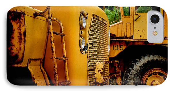 Heavy Equipment Phone Case by Amy Cicconi