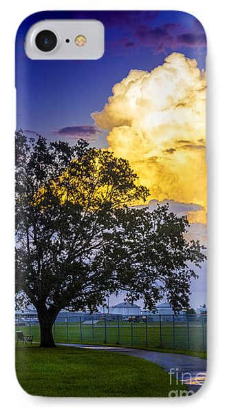 Heavy Sky IPhone Case by Marvin Spates