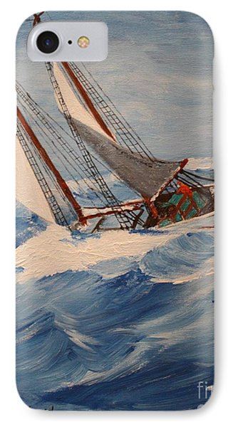 Heavy Weather IPhone Case by Bill Hubbard