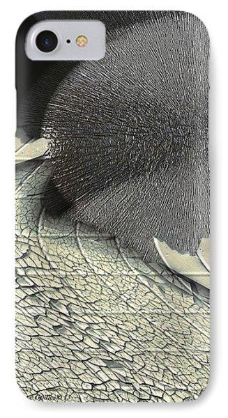 Hedgehog IPhone Case by Steve Godleski