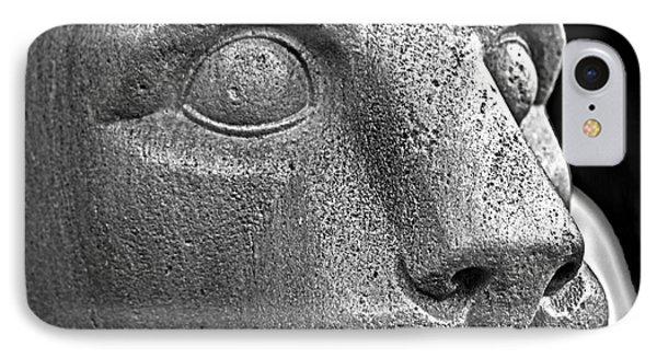 Penn State University iPhone 7 Case - Heinz Warneke's Mountain Lion by Tom Gari Gallery-Three-Photography