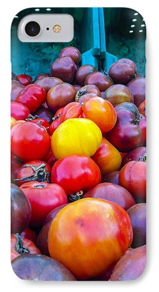 Heirloom Tomatoes V. 2.0 Phone Case by Dennis Reagan