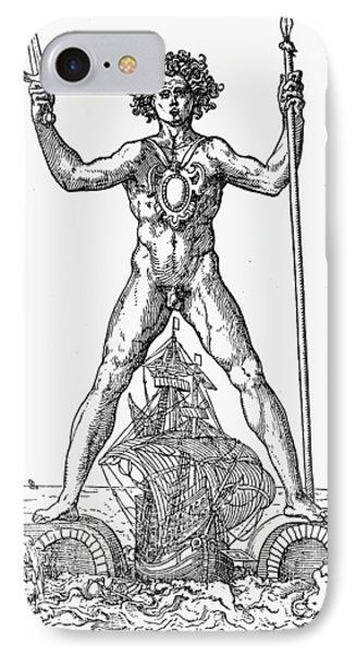 Helios, 1554 IPhone Case