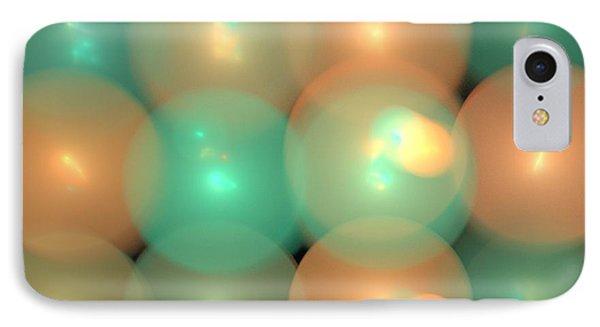 Helium Phone Case by Kim Sy Ok
