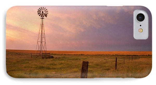 Hello Kansas IPhone Case by Shirley Heier