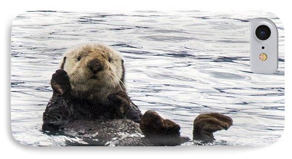 Hello Otter IPhone Case