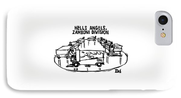 Hells Angels IPhone Case