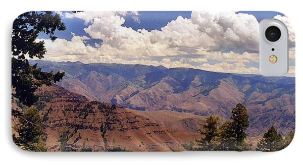 IPhone Case featuring the photograph Hells Canyon by Debra Kaye McKrill