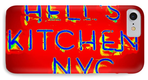 Hell's Kitchen Nyc IPhone Case