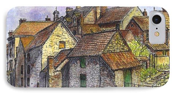 Helmsley Village -  In Yorkshire England  Phone Case by Carol Wisniewski