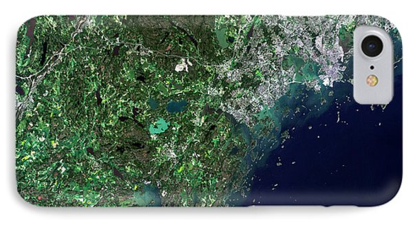 Helsinki IPhone Case by Jaxa/esa