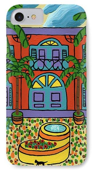 Hemingway House - Key West IPhone Case
