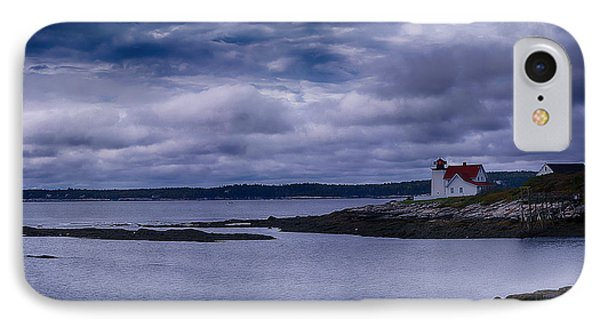 Hendricks Head Light Phone Case by Jeff Folger