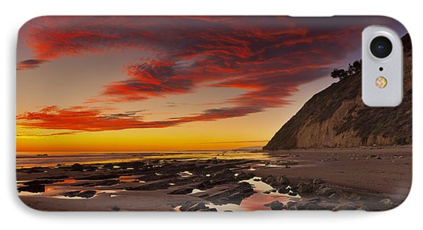 Hendry's Beach  Mg_1327 IPhone Case by David Orias