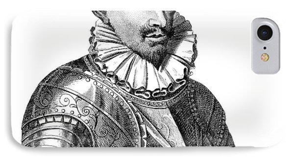 Henri I, Duc De Guise (1550-1588) IPhone Case by Granger