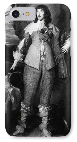 Henri II, Duc De Guise (1614-1664) IPhone Case by Granger