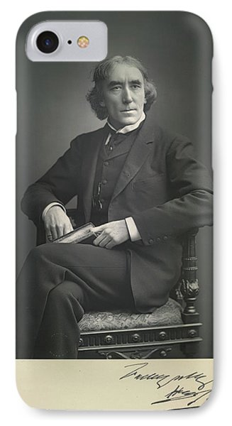 Henry Irving IPhone Case by British Library