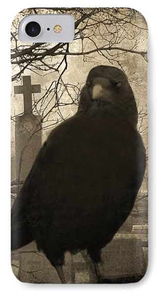 Her Graveyard IPhone Case