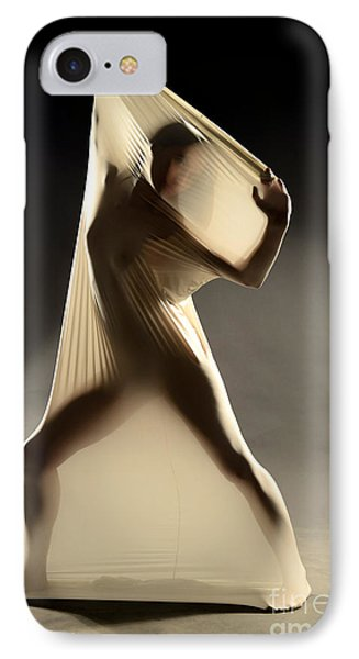 IPhone Case featuring the photograph Her Life Dance 04 by Arik Baltinester