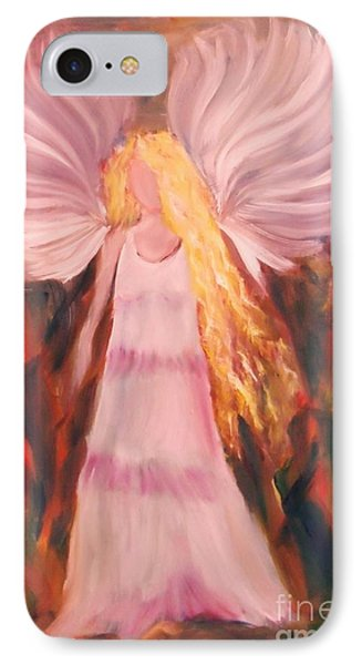 Her New Wings IPhone Case by Rachel Carmichael