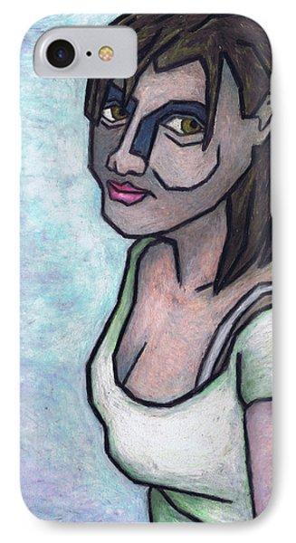 Her Smile Phone Case by Kamil Swiatek