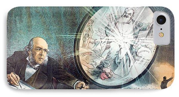 Herbert Spencer's Social Philosophy IPhone Case