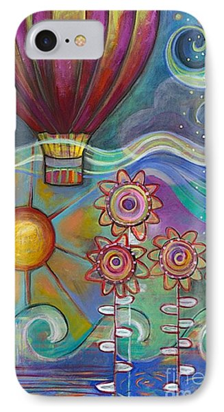 Here Comes The Sun Phone Case by Carla Bank