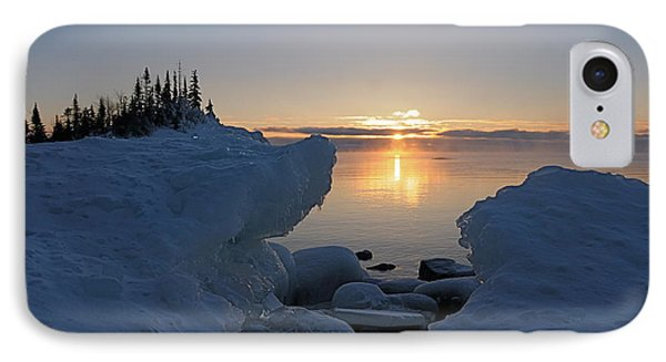 Here Comes The Sun Phone Case by Sandra Updyke