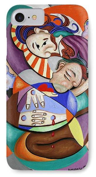 Here My Prayer Phone Case by Anthony Falbo