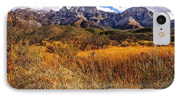IPhone Case featuring the photograph Here To There by Mark Myhaver