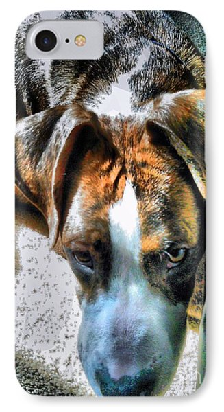IPhone Case featuring the photograph Here's Lookin Atchya by Robert McCubbin