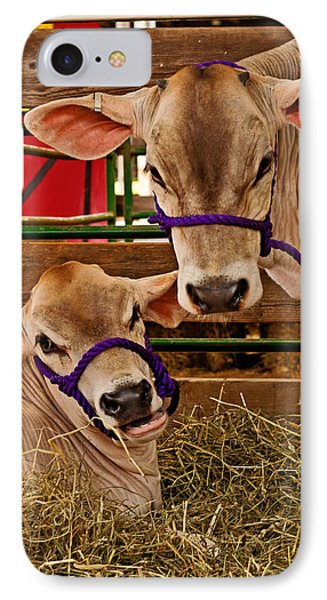 Heres Looking At You Phone Case by Michael Porchik