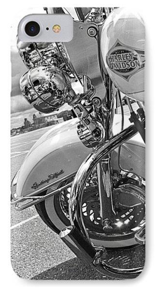 Heritage Softail Harley IPhone Case