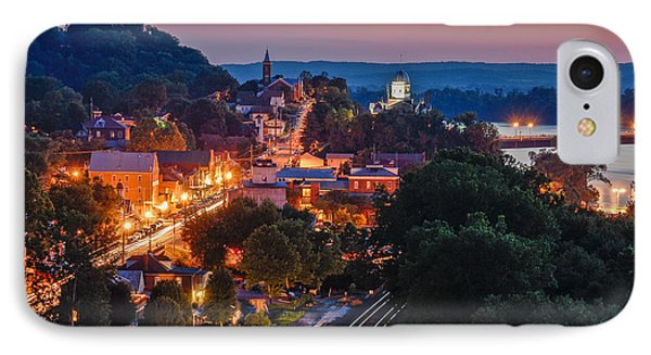 Hermann Missouri - A Most Beautiful Town Phone Case by Tony Carosella