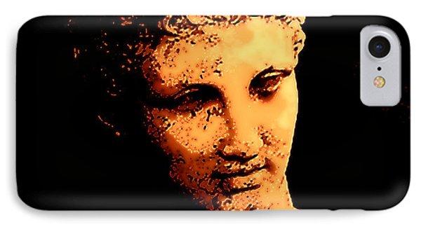 Hermes Trismegistus IPhone Case by Persephone Artworks