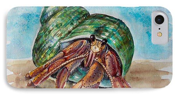 Hermit Crab 4 IPhone Case