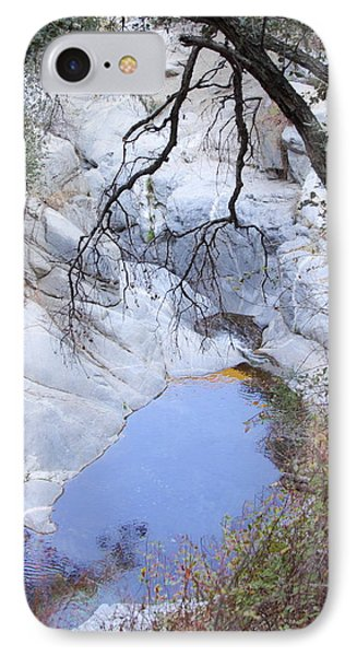 Hermit Waterfalls In Fall Phone Case by Viktor Savchenko