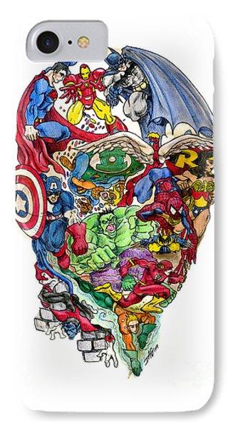 Heroic Mind IPhone 7 Case