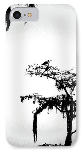 Herons IPhone Case